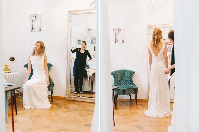 Brautkleider München La Robe Marié11