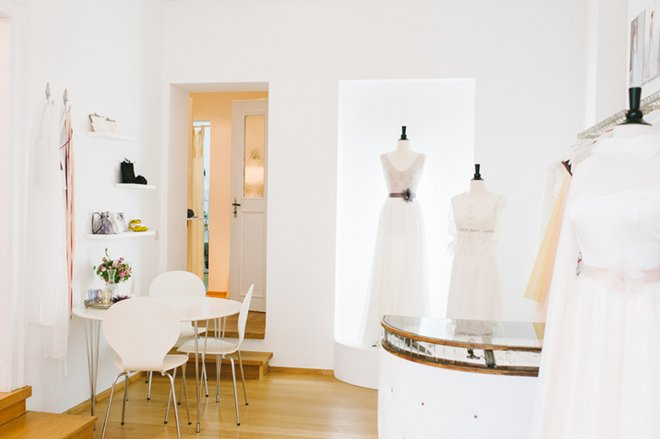 Brautkleider München La Robe Marié3