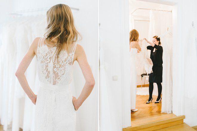 Brautkleider München La Robe Marié6
