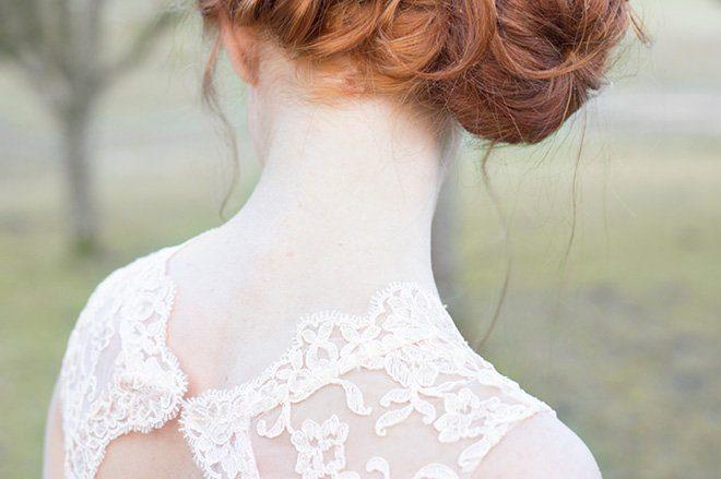 Brautkleider mit Spitze von Efenkleid3