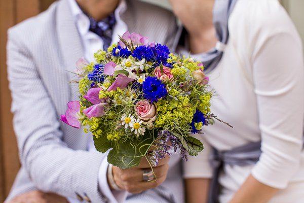 Brautpaar mit dem blauen Rad3