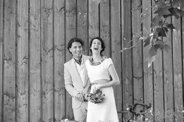 Brautpaar mit dem blauen Rad7