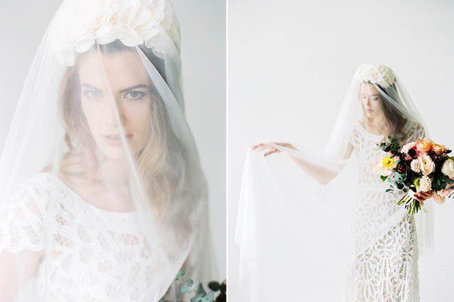 Brautschleier von Belle Julie