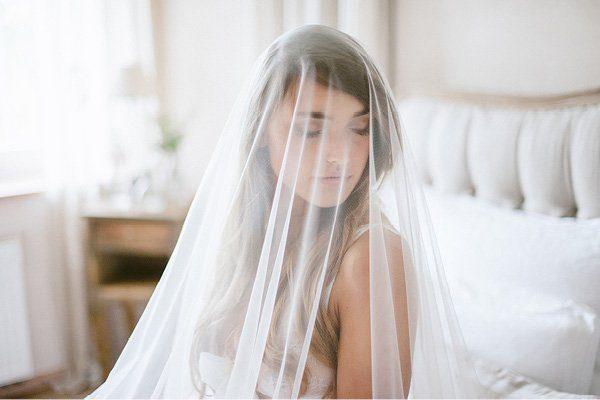 Bridal Boudoire Shooting zu gewinnen