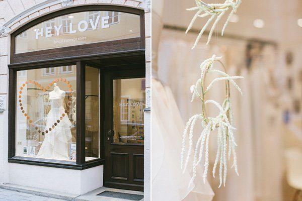 Buchparty Unser Tag (Callwey Verlag) im Hey Love Bridal Conept Store München 2