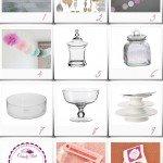 unwiderstehlich sweet candy table fr ulein k sagt ja. Black Bedroom Furniture Sets. Home Design Ideas