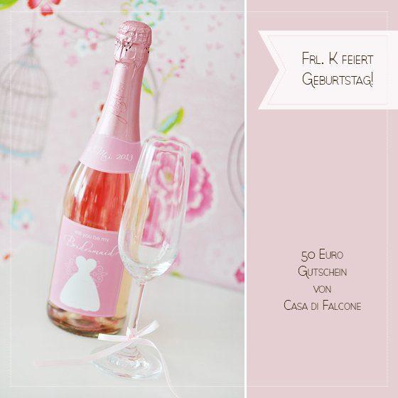 Frl. K feiert Geburtstag: 50 Euro Gutschein von Casa di Falcone