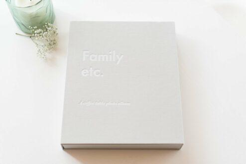 Handgefertigte Coffe Table Alben für Fotos