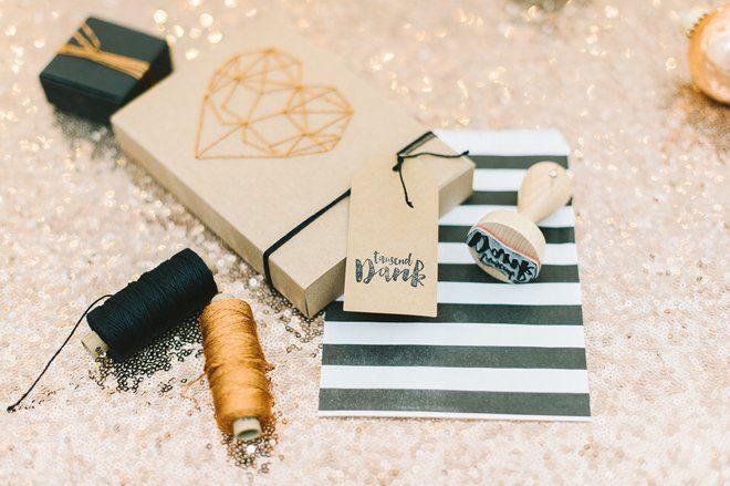 DIY Fotobox mit gesticktem Herz aus Kupfergarn11