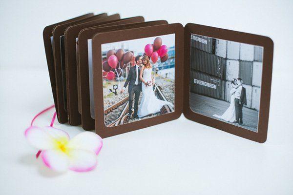 DIY Hochzeit Papeterie pink braun10