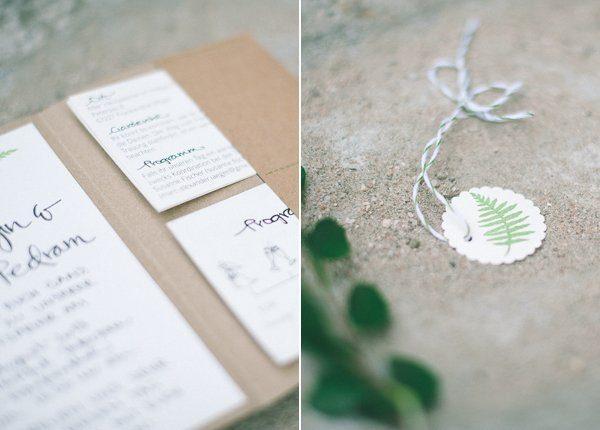DIY Hochzeitseinladung mit Stempel2