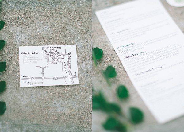 DIY Hochzeitseinladung mit Stempel3