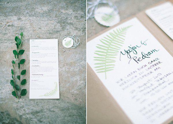 DIY Hochzeitseinladung mit Stempel5