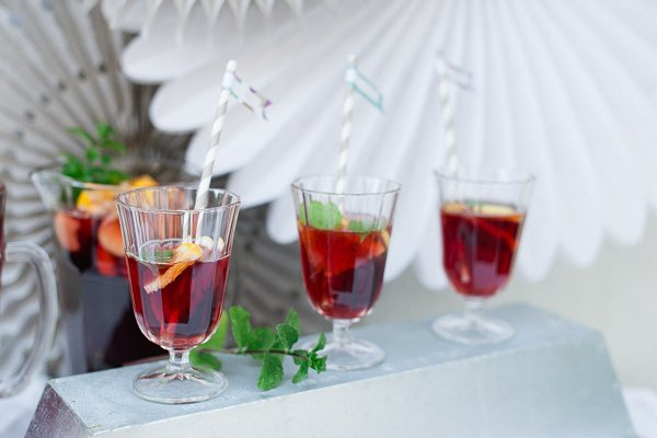 DIY Iced Tea Party Hochzeit Frl. K 10
