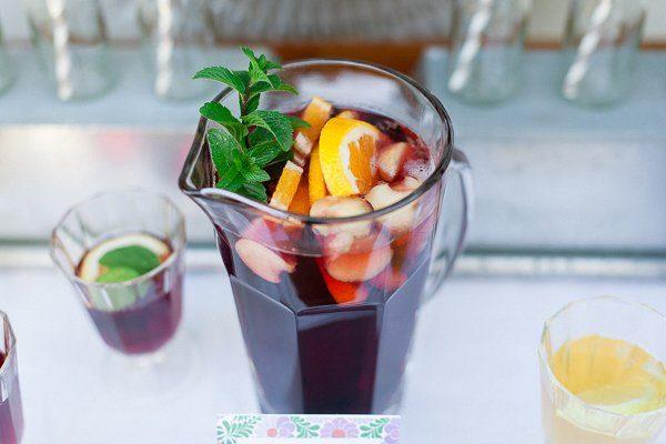 DIY Iced Tea Party Hochzeit Frl. K 2