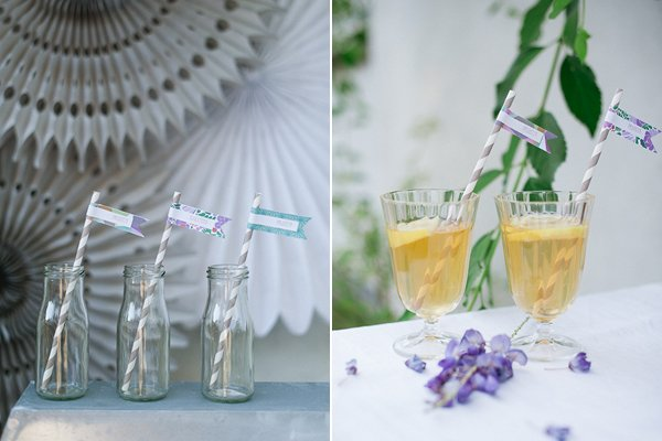 DIY Iced Tea Party Hochzeit Frl. K 4