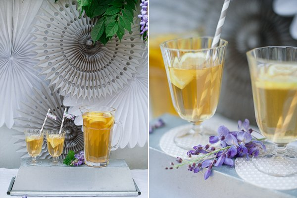 DIY Iced Tea Party Hochzeit Frl. K 7
