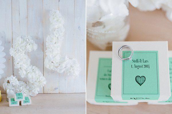 DIY Initialen aus Blüten12