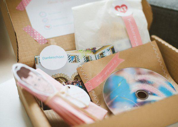 Dankesbox nach der Hochzeit bei Frl. K sagt Ja4