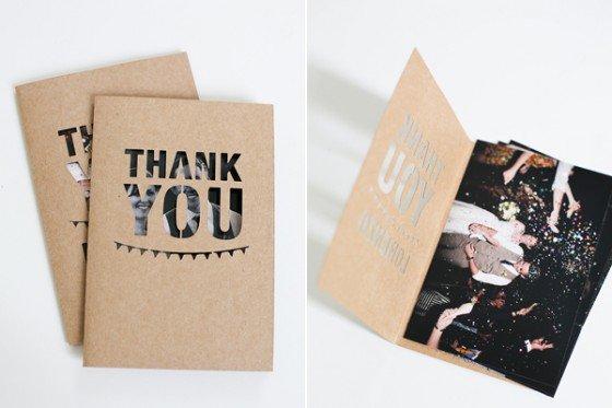 Und wie sagt Ihr so 'Danke'?