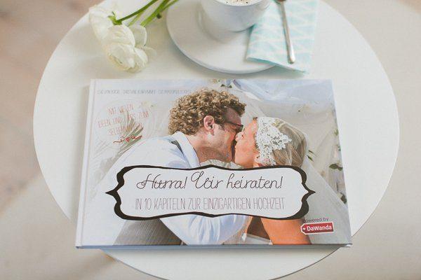 Dawanda Hochzeitsbuch