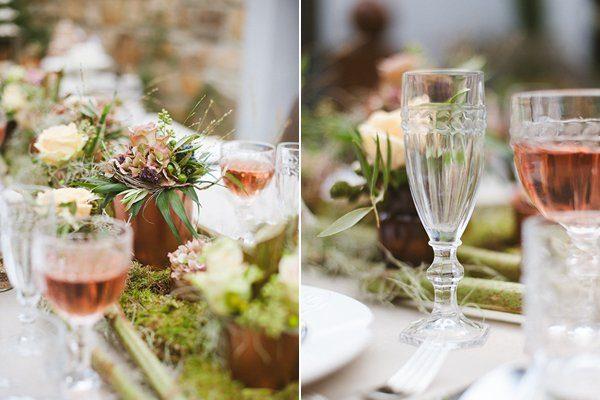 Dekokonzept für eine Hochzeit Festlicher Herbst19