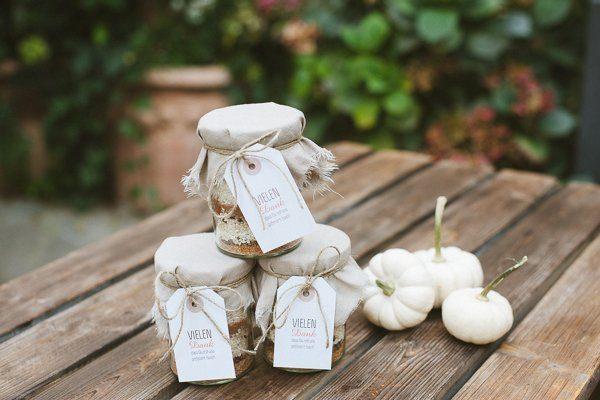Dekokonzept für eine Hochzeit Festlicher Herbst4