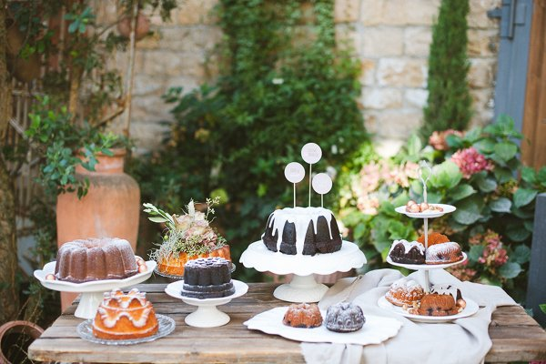 Dekokonzept für eine Hochzeit Festlicher Herbst5