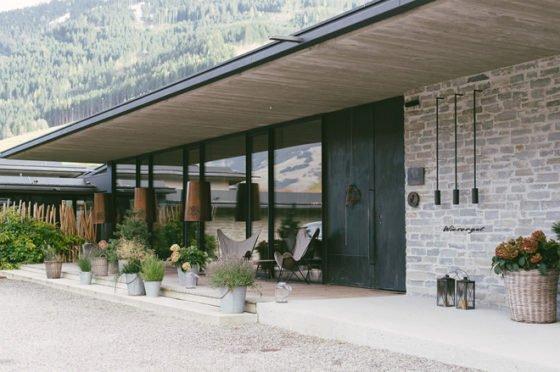 Designhotel wiesergut hinterglemm fraeulein k sagt ja for Designhotel essen