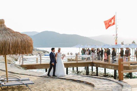 Zarte Romantik beim Hochzeitswochenende in der Türkei – Oui Weddings