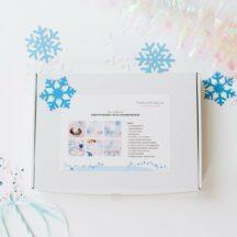 Dekoration Kindergeburtstag Eisprinzessin Frozen