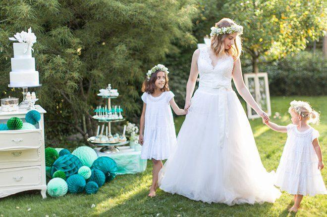 Emerald Styled Shoot Hochzeitsinspiration