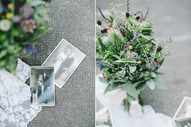 Familienerbstücke bei der Hochzeit 2