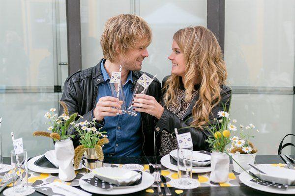 Festival Hochzeit rhein-weiss Köln Fraeulein k sagt ja 2014 Teaser