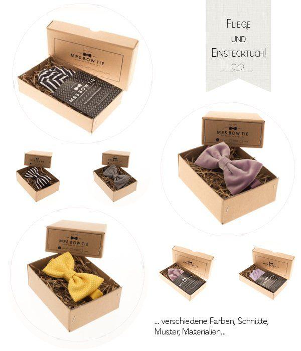 fliegen und einsteckt cher von mrs bow tie fr ulein k. Black Bedroom Furniture Sets. Home Design Ideas