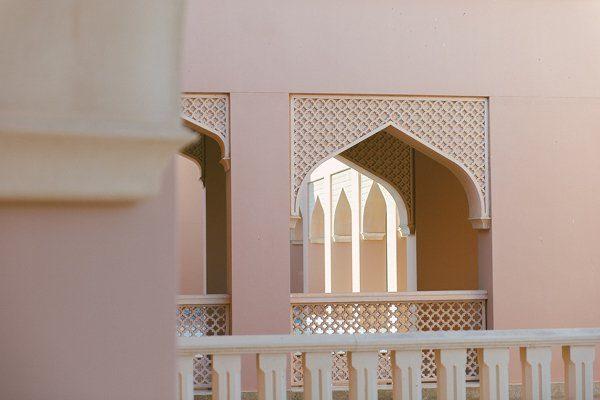 Flitterwochen Honeymoon Oman Shangri La's Abrr al Jissah4