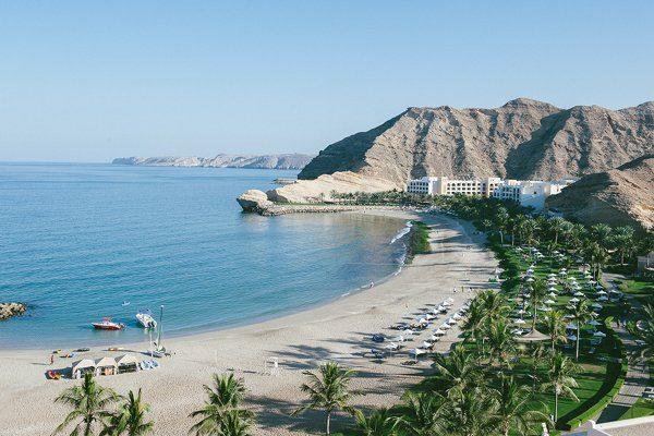 Flitterwochen Honeymoon Oman Shangri La's Abrr al Jissah6