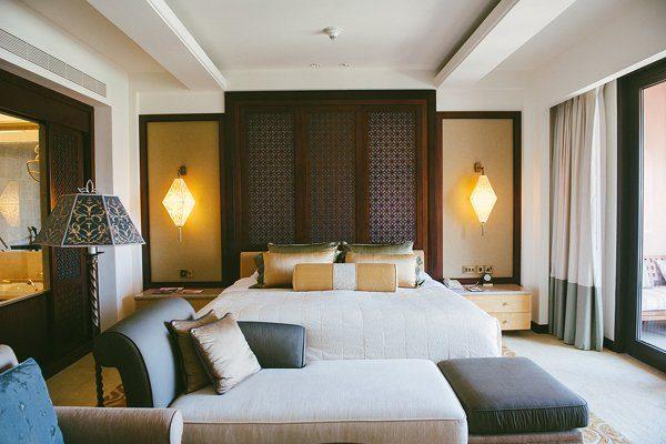 Flitterwochen Honeymoon Oman Shangri La's Abrr al Jissah7