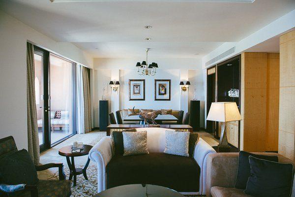 Flitterwochen Honeymoon Oman Shangri La's Abrr al Jissah8