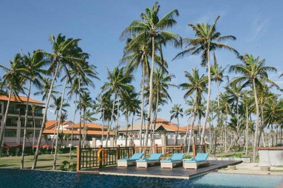 Flitterwochen Hotel auf Sri Lanka: Shangri La's Hambantota