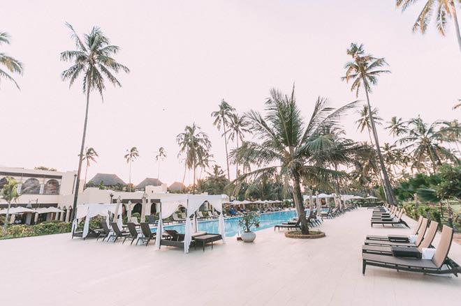 Flitterwochen Shooting Zanzibar
