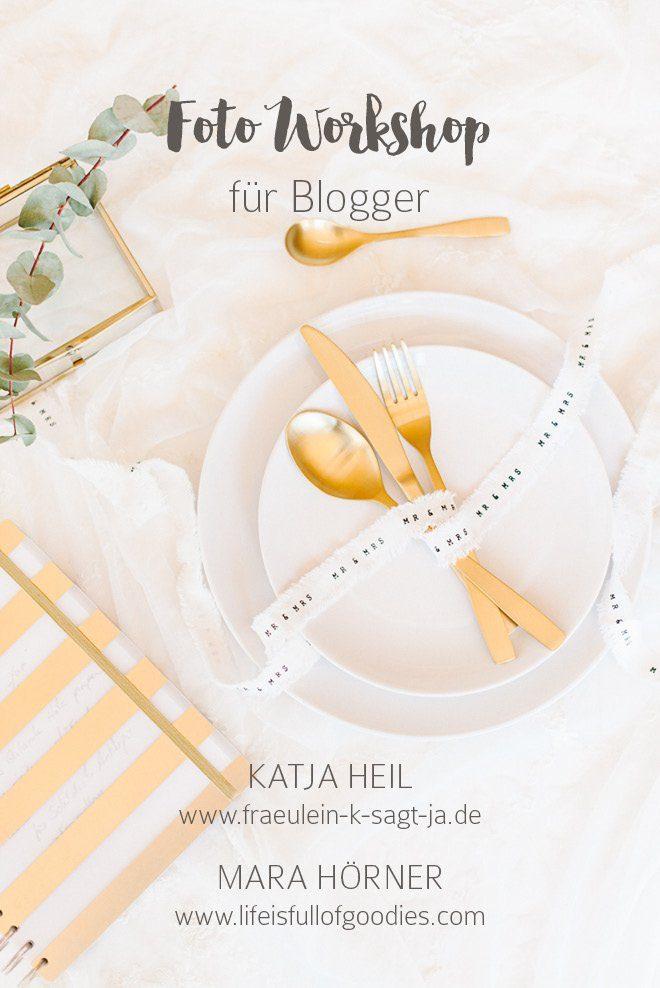Foto Workshop für Blogger