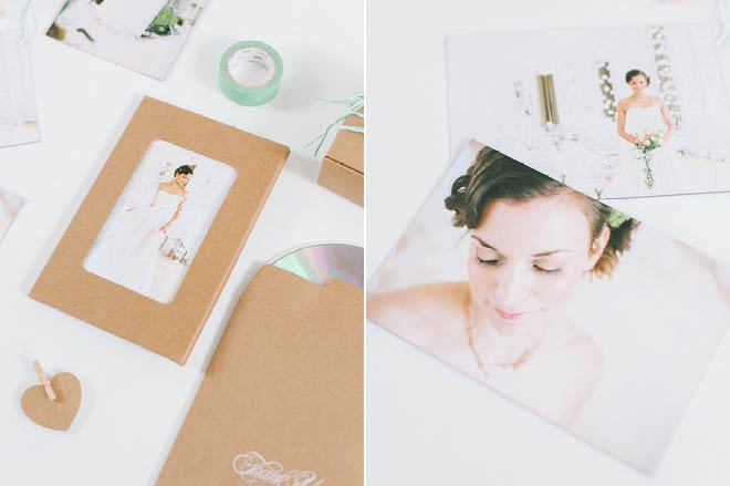 Fotos als Dankeschön nach der Hochzeit