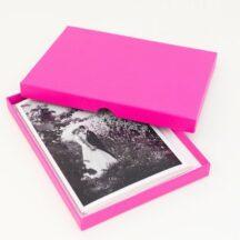 Fotoschachteln pink