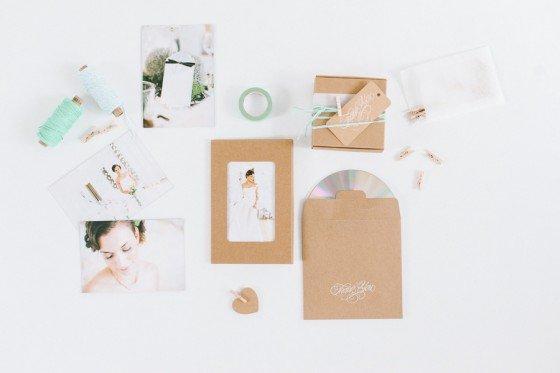 Dankeschön Päckchen für Eure Gäste und ein Gutschein von Photobox.de für Euch!