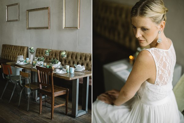 Fraeulein k sagt ja Wedding inspiration industrial urban by Katja Heil Fotografie 17