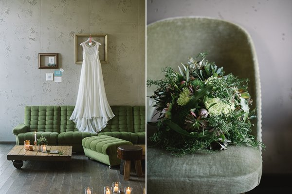 Fraeulein k sagt ja Wedding inspiration industrial urban by Katja Heil Fotografie 2
