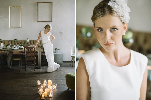 Fraeulein k sagt ja Wedding inspiration industrial urban by Katja Heil Fotografie 7