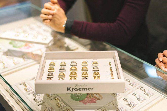 Trauringwochen bei Juwelier Kraemer