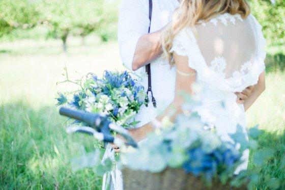 Picknick zum 2. Hochzeitstag – Fotografiert von Miri Münzenmaier